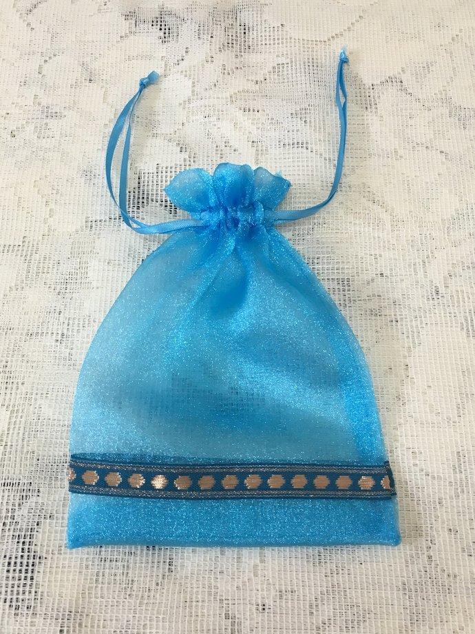 SET OF 16 Favor bags, Handmade,Potli Bags,Party Purse,shagan bags,