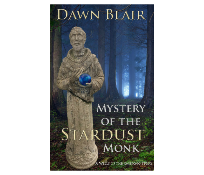 Mystery of the Stardust Monk (a novella by Dawn Blair)