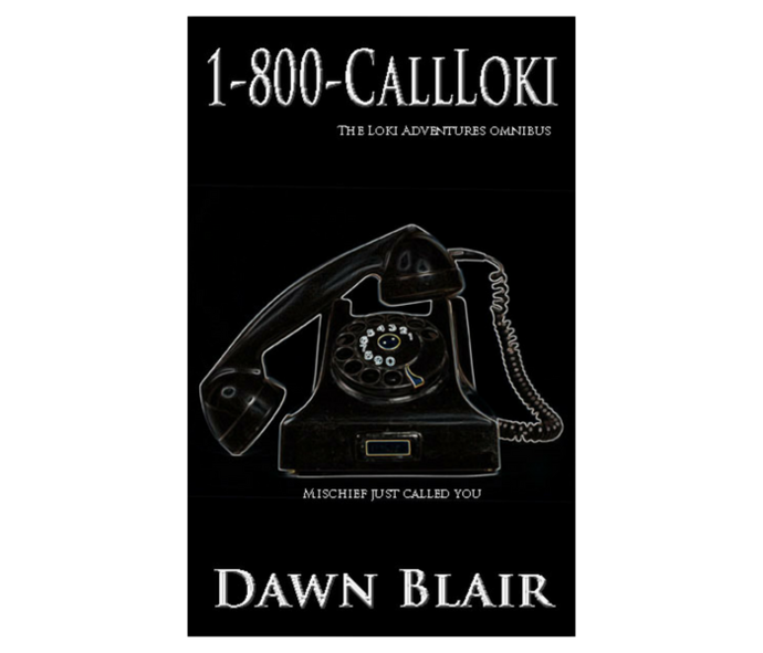 1-800-CallLoki (The Loki Adventures ominbus - #1-5)