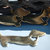 """Brass or Bronze Blank Doxie """"Sweet Heart"""" Dog 20g Metalworking Stamping"""