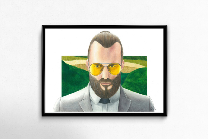 PRINTS - Joseph Seed (Far Cry 5)