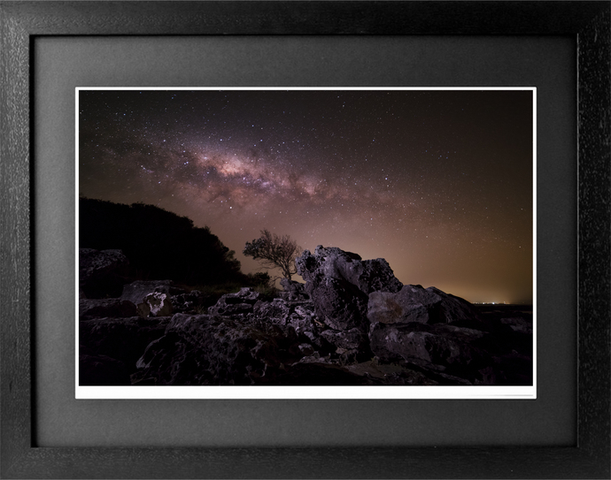 Whale Point by Milkyway light