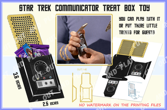 Spock, Star Trek Party, Star Trek birthday, Trekkie birthday, Party supplies,