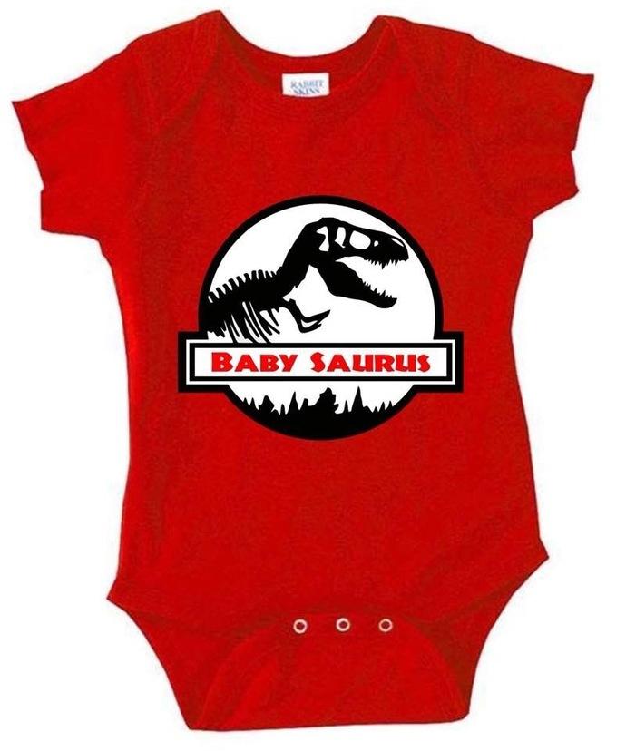 Baby taurus onesie