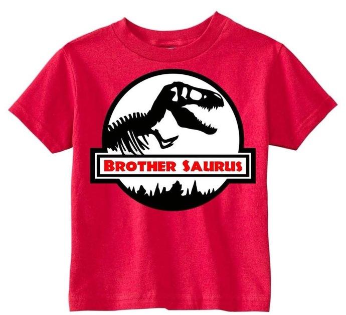 Brother Saurus shirt