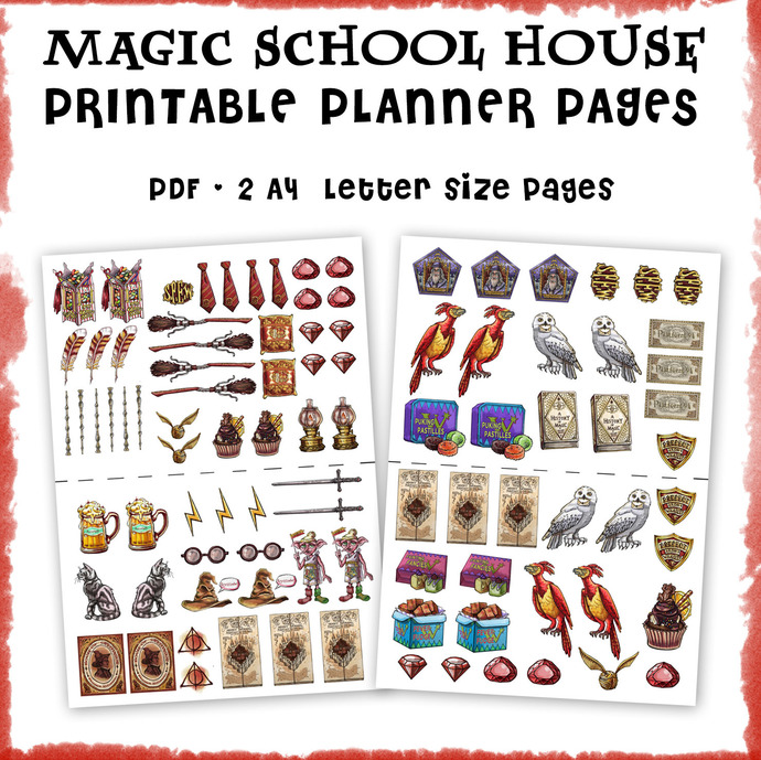 Gryffindor clipart, Harry Potter clipart, Harry potter party, Hogwarts house,