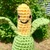 Amigurumi Corn on the Cob Crochet Pattern - PATTERN ONLY - Instant Download