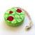 Measuring Tape Ladybugs on Green Retractable Pocket Tape Measure