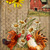 Country Living Digital Collage Greeting Card1254