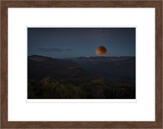 Bloody Moon - Lunar Eclipse 28 July 2018