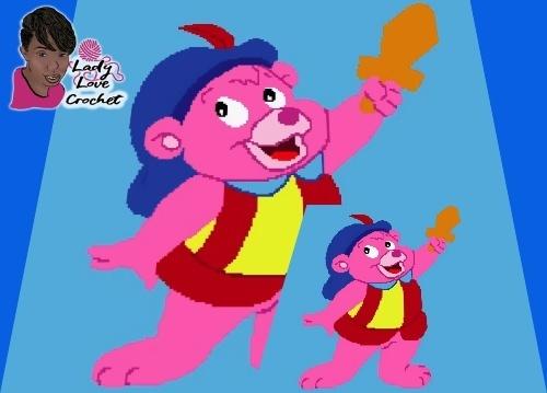 "Gummy Bears ""Cubbi"""