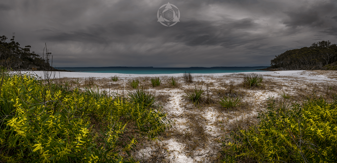 Approaching Spring - Greenfield Beach, Jervis Bay