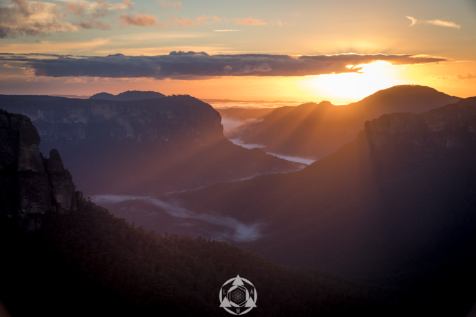 Abduction - Grose Valley, Blue Mountains National Park