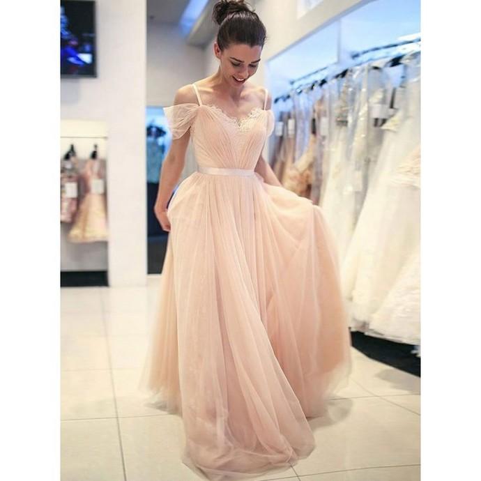 Wedding Dresses Pink, Ball Gown Wedding Dresses