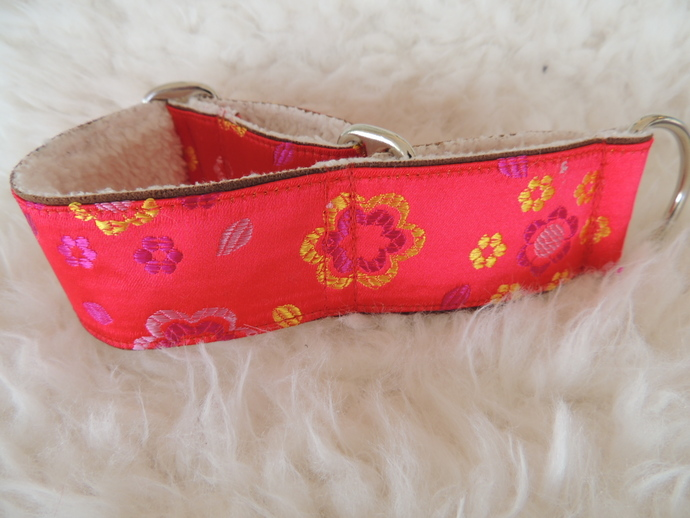 "12-14"" Softie Satin Walking Collar"
