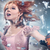"""Lindsey Stirling  Polyester Fabric Poster (13""""x19"""" or 18""""x28"""")"""