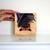 """Flying Fox Fruit Bat Painting 4x4"""", Bat Art, Animal Art"""