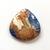Sodalite Gemstone Cabochon Pear 32x32mm FOR ONE