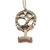 Vintage Jorgen Jensen Deer  Scandinavian Pendant  Necklace Denmark Modern  152