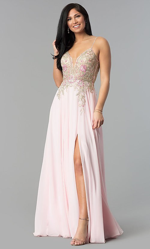 NEW CHIFFON PROM DRESSES BALL GOWNS by dresses on Zibbet