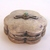Vintage Antique Sterling Silver Pill Box 13.4g E1165