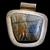 Womens Vintage Estate Sterling Silver Pendant 43.3g E1169