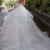 Fantastic Tulle Bateau Neckline Ball Gown Wedding Dress With Beaded Lace
