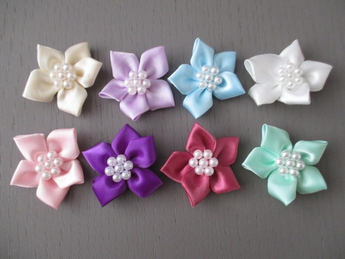 1 x Satin Star Ribbon (or a mixed colour set)