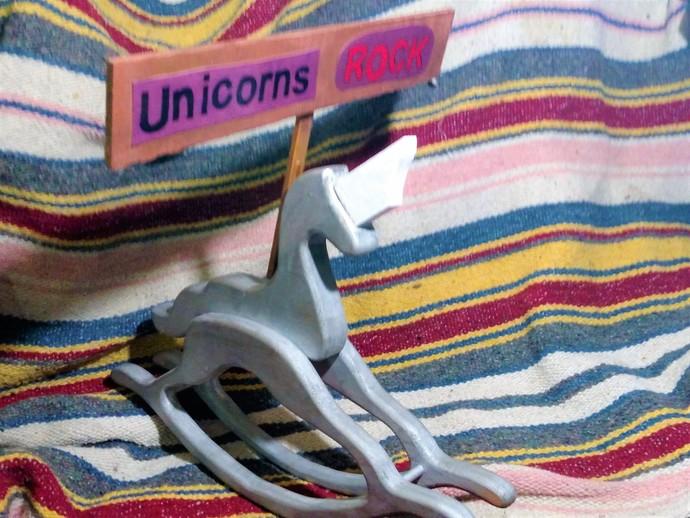 Rocking Horse Unicorn