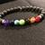 Unisex Chakra Bead Bracelet