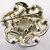 Vintage-Lisner-Jewelry-Gold-Rhinestone-Pearls-Pin-Brooch-Costume-Sapphire-Retro-