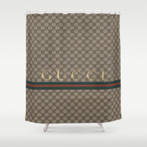 Gucci Shower Curtain 72w X