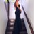 Classic Sweetheart Beading Black Prom Dresses Long Evening Party Gown,Evening