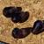 Purple Chinese Crystal Teardrop Beads 10-1159