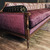 Aubergine One of a Kind Mid Century Sectional Sofa