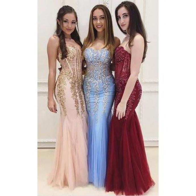 Prom Dresses, Vintage Prom Dresses, Prom Dresses Long, Prom Dresses Mermaid