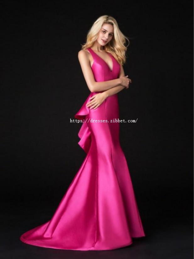 Prom Dresses Long, Prom Dresses, Pink Prom Dresses, Prom Dresses Sexy