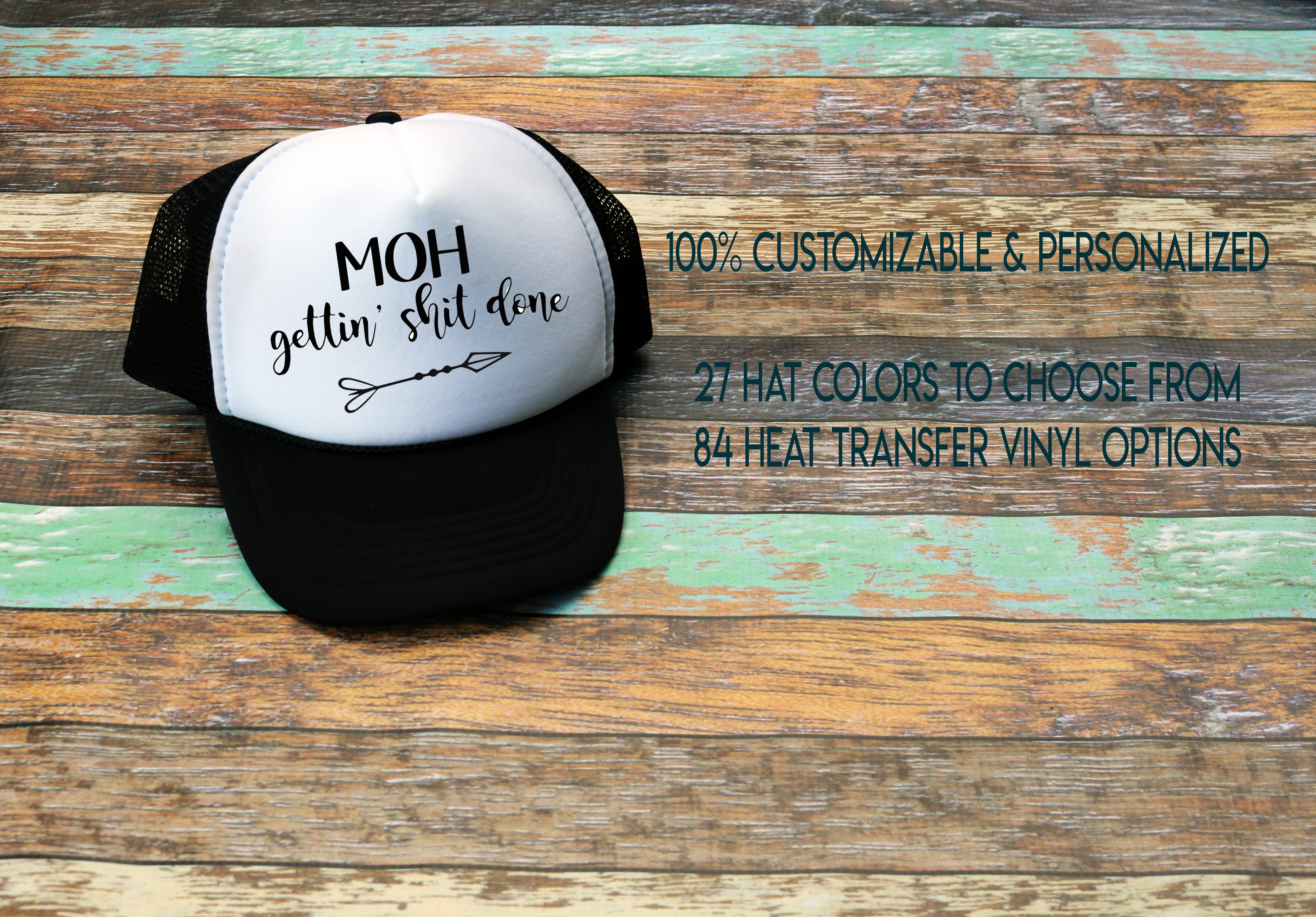 Maid of Honor Hat 062828fe7bf