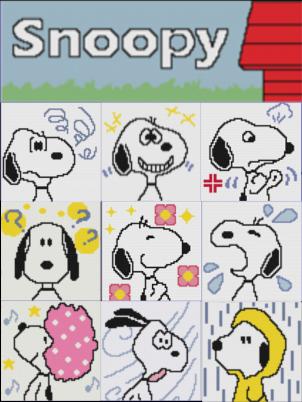 Snoopy Inspired Bonus Pack 1