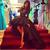 Prom Dress,Fashion Black Bateau Lace Bodice Prom Dress Long Sleeve Asymmetrical