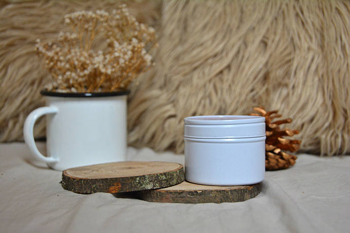 4oz Deal - 2 x 4oz Candle - Fiction Inspired - Scented Soy Candle - Book Lover