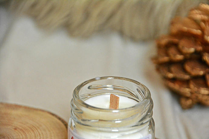 Sweetwater River - 1.5oz Candle - Riverdale - Scented Soy Candle - Book Lover