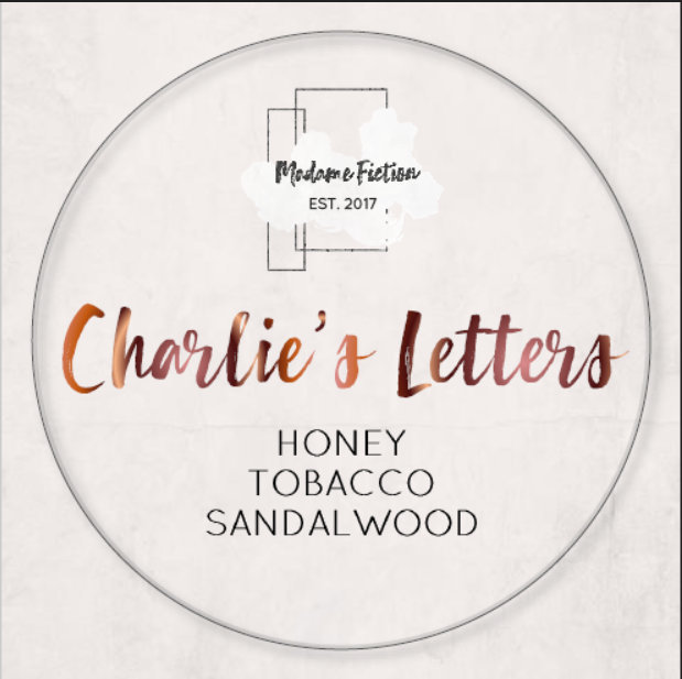 Charlie's Letters - 4oz Candle - The Perks of Being a Wallflower Inspired -