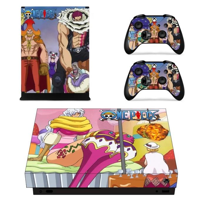 One Piece Xbox one X skin