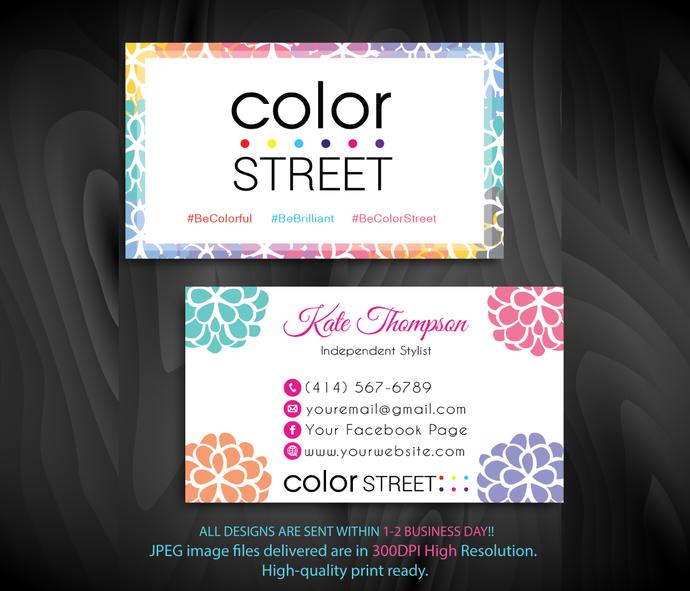 Color Street Business, Color Street Business by digitalart ...