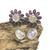 925 Sterling Silver Rainbow Moonstone danglers Earring Jewelry, Moonstone