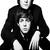 "John Lennon Paul McCartney Polyester Fabric Poster (13""x19"" or 18""x28"")"