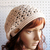 Crochet Pattern 161 Crochet Lace Slouchy Beanie Crochet Hat Pattern Crochet