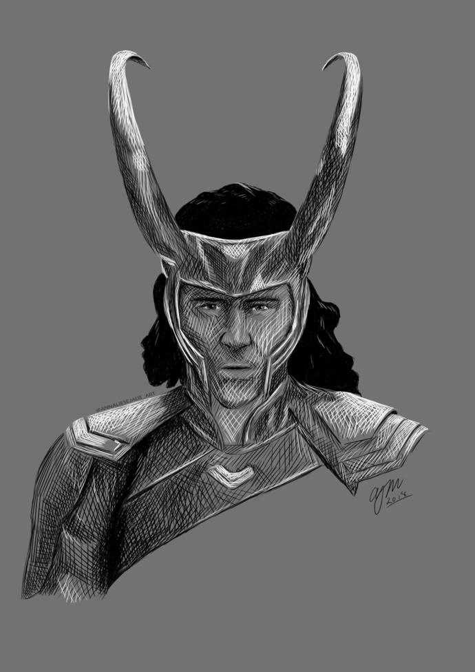 PRINTS - Loki (Marvel)