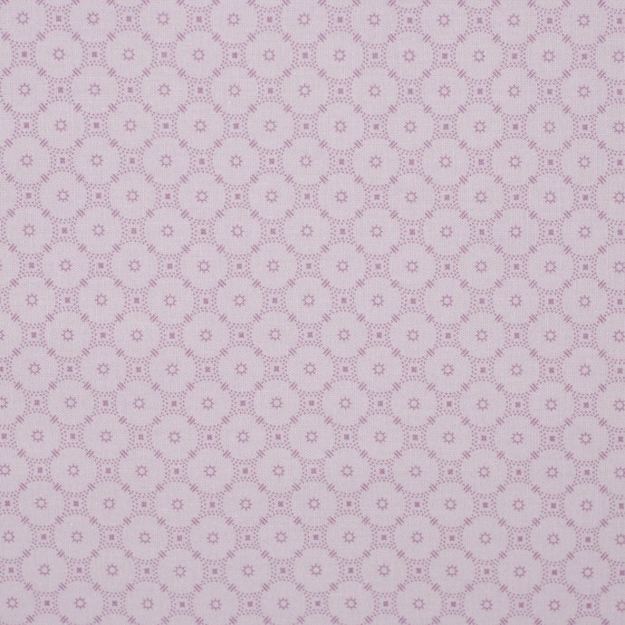 Fabric fat quarter bundle - pure cotton - rose pink lilac blue - quilting fabric